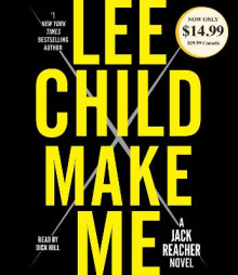 Make Me av Lee Child (Lydbok-CD)