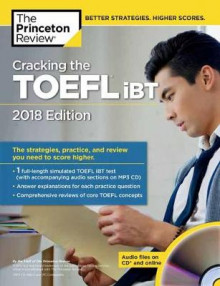 Cracking the TOEFL iBT with Audio CD: 2018 Edition av Princeton Review (Heftet)
