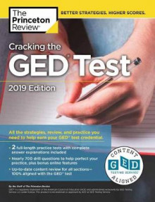 Cracking the GED Test with 2 Practice Exams: 2019 Edition av Princeton Review (Heftet)