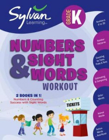 Kindergarten Numbers & Sight Words Workout av Sylvan Learning (Heftet)