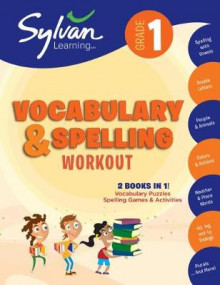 1st Grade Vocabulary & Spelling Workout av Sylvan Learning (Heftet)