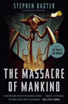 The Massacre of Mankind av Stephen Baxter (Heftet)