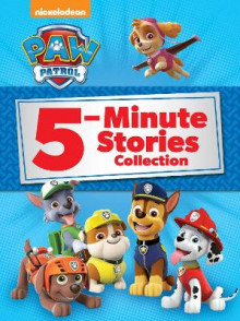Paw Patrol 5-Minute Stories Collection (Paw Patrol) av Random House (Innbundet)