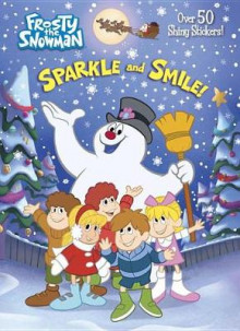 Sparkle and Smile! (Frosty the Snowman) av Mary Man-Kong (Heftet)
