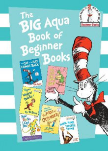 The Big Aqua Book of Beginner Books av Dr Seuss (Innbundet)