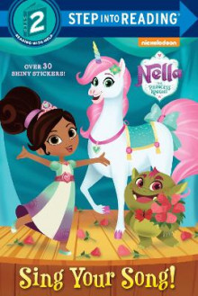 Sing Your Song! (Nella the Princess Knight) av Kristen L Depken (Heftet)
