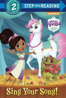 Sing Your Song! (Nella the Princess Knight) av Kristen L Depken (Innbundet)