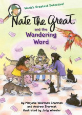 Omslag - Nate The Great And The Wandering Word