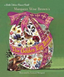 Golden Egg Book av Margaret Wise Brown (Pappbok)