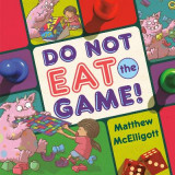 Omslag - Do Not Eat the Game!