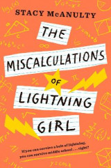 Omslag - The Miscalculations Of Lightning Girl