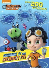 Omslag - Combine It and Design It! (Rusty Rivets)