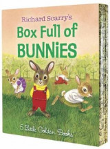 Omslag - Richard Scarry's Box Full of Bunnies