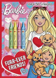 Furr-Ever Friends! (Barbie) av Mary Man-Kong (Heftet)