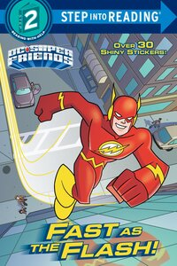 Fast as the Flash! (DC Super Friends) av Christy Webster (Heftet)