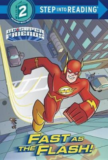 Fast as the Flash! (DC Super Friends) av Christy Webster (Innbundet)