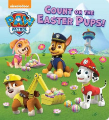 Count on the Easter Pups! (Paw Patrol) av Random House (Pappbok)