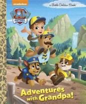 Adventures with Grandpa! (Paw Patrol) av Golden Books (Innbundet)