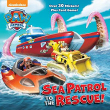 Sea Patrol to the Rescue! (Paw Patrol) av Random House (Heftet)