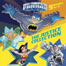 The Justice Collection (DC Super Friends) av Random House (Innbundet)