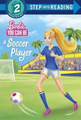 Omslag - You Can Be a Soccer Player (Barbie)