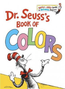 Dr. Seuss's Book of Colors av Dr Seuss (Innbundet)