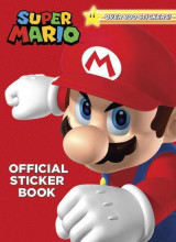 Omslag - Super Mario Official Sticker Book