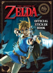 Legend of Zelda Official Sticker Book av Courtney Carbone og Random House (Heftet)