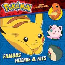 Famous Friends & Foes (Pokemon) av Random House (Heftet)