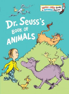 Dr. Seuss's Book of Animals av Dr Seuss (Innbundet)