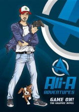Omslag - Ali-A Adventures: Game On! the Graphic Novel