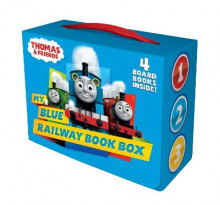 My Blue Railway Book Box (Thomas & Friends) av Random House (Pappbok)