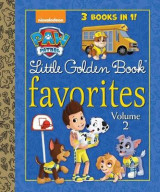 Omslag - Paw Patrol Little Golden Book Favorites, Volume 2 (Paw Patrol)