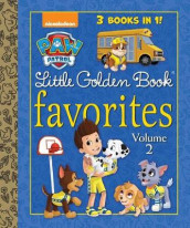 Paw Patrol Little Golden Book Favorites, Volume 2 (Paw Patrol) av Golden Books (Innbundet)
