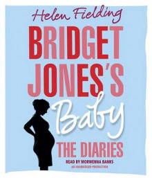 Bridget Jones's Baby av Helen Fielding (Lydbok-CD)