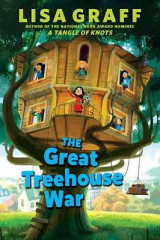 Omslag - The Great Treehouse War