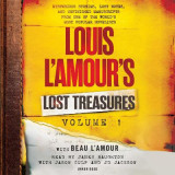 Omslag - Louis L'Amour's Lost Treasures #1