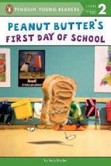 Omslag - Peanut Butter's First Day of School