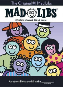 The Original #1 Mad Libs av Roger Price (Heftet)