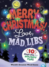 Omslag - Merry Christmas! Love, Mad Libs