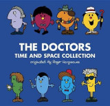 Omslag - The Doctors: Time and Space Collection