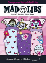 Omslag - Sleepover Party Mad Libs