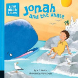 Omslag - Jonah and the Whale
