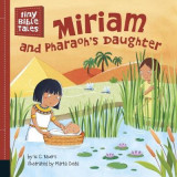 Omslag - Miriam and Pharaoh's Daughter