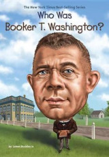Omslag - Who Was Booker T. Washington?
