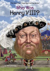 Omslag - Who Was Henry VIII?
