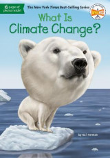 Omslag - What Is Climate Change?