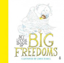 My Little Book of Big Freedoms av Chris Riddell (Innbundet)