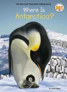Where Is Antarctica? av Sarah Fabiny (Innbundet)