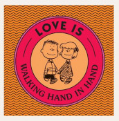 Love Is Walking Hand In Hand av Charles M. Schulz (Innbundet)